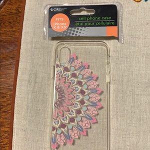 e-circuit cell phone case